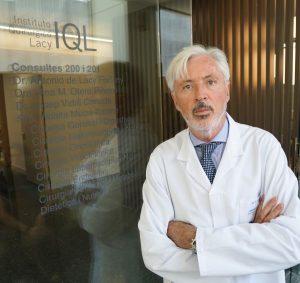 Dr. Antonio de Lacy. Cirujano IQL Barcelona