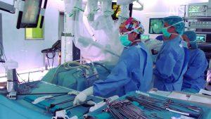 La cirugía robótica en el cáncer de páncreas