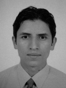 Dr. Jorge Antonio Ordóñez Trujillo, cirujano