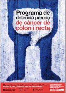 Programa de detección cáncer de colon en Barcelona