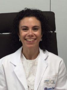 Dra. Elena Carles. IQL Barcelona