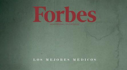 Dr. Antonio de Lacy. 50 mejores médicos según Forbes