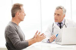 hernia de hiato explicada por un paciente a su medico