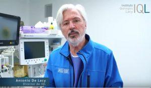 Cáncer de esófago por el Dr. Antonio de Lacy
