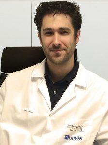 Dr. Borja Villanueva. Cirujano del Instituto Quirúrgico Lacy