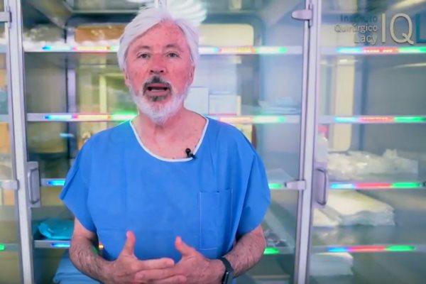 Dr. Antonio de Lacy. Cáncer de estómago