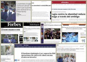 Galería de Prensa. Dr. Antonio de Lacy - IQL