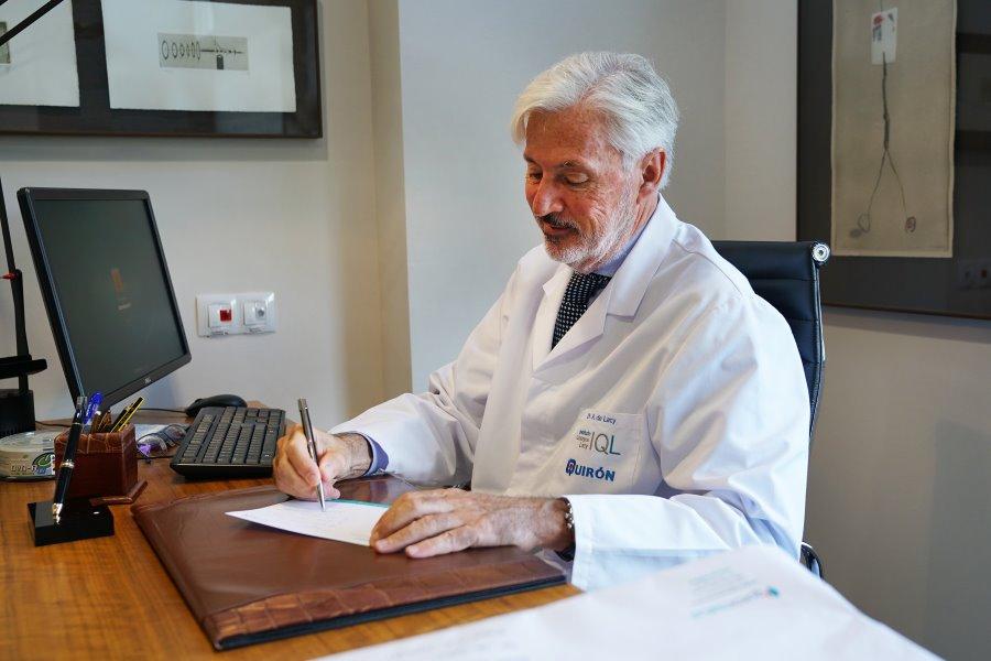 TaTME Dr. Antonio de Lacy
