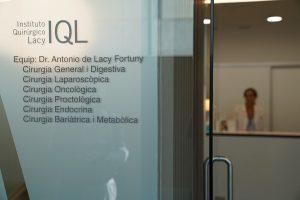 Verde de indocianina. Nueva técnica aplicada en el cáncer de esófago y de estómago por el Dr. Antonio de Lacy