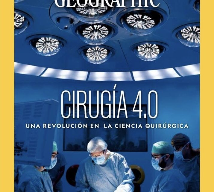 National Geographic Cirugía 4.0