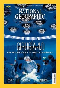 2018-12-30. National Geographic. Cirugía 4.0