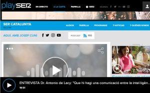 2018-12-31.Cadena SER. El matí amb Josep Cuní