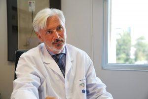 Dr. Antonio de Lacy experto mundial en cáncer de colon