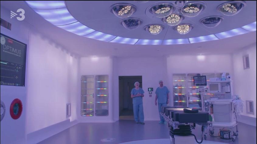 Dr. Robot. Programa divulgativo de TV3. No pot ser