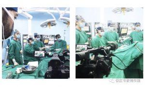 2019-06-28. MWC de Shanghai 2019. Dr. Antonio de Lacy. Primera cirugía teleasistida 5G en Asia 03