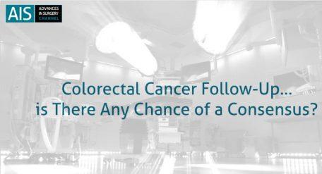 Seguimiento del cáncer colorrectal