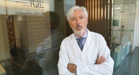 Top Doctors Awards 2019 para el Dr. Antonio de Lacy por cuarto año consecutivo